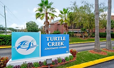 Community Signage, Turtle Creek Apartment Homes, 2