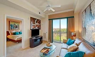 Living Room, Belmont At Freemason, 2