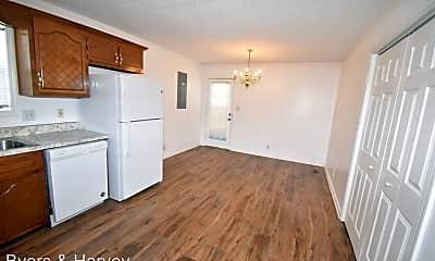 Kitchen, 433 Caney Ln, 1