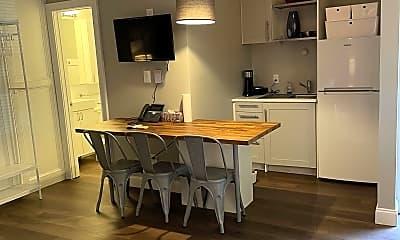 Kitchen, 815 Clay St, 1