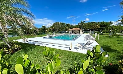 Pool, 13118 Feather Sound Dr 205, 1