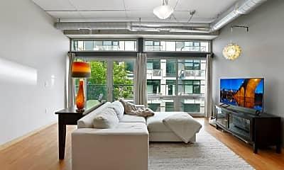 Living Room, 710 N 4th St 312, 1