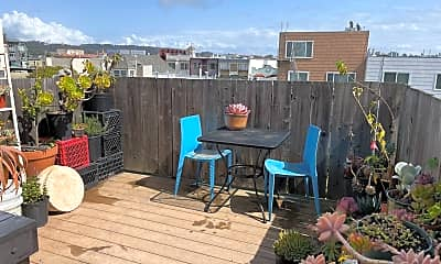 Patio / Deck, 538 26th Ave, 2