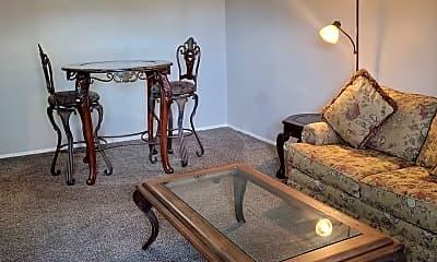 Living Room, 1003 Avenue B, 0