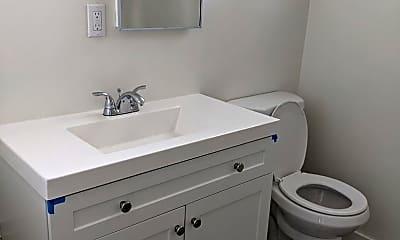 Bathroom, 6820 Laurel Canyon Blvd, 2