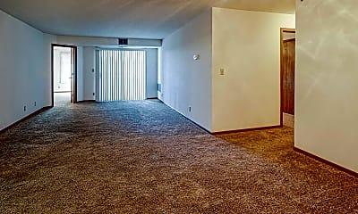Living Room, Parkside At Estabrook, 1