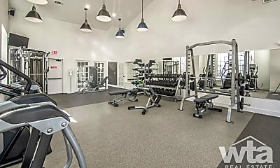 Fitness Weight Room, 12215 Hunters Chase Dr, 2