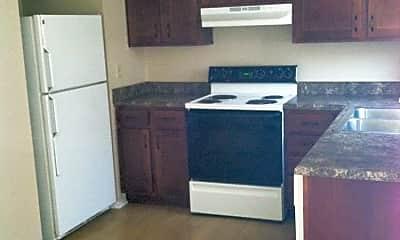 Kitchen, Nieman 8 Plex, 1
