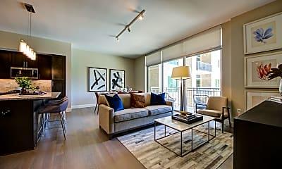 Living Room, The Katy, 1
