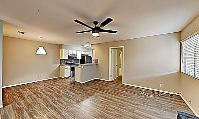 Living Room, 12507 Turtle Rock Rd Unit B, 1