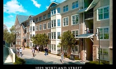 Building, 1029 Wertland St, 0