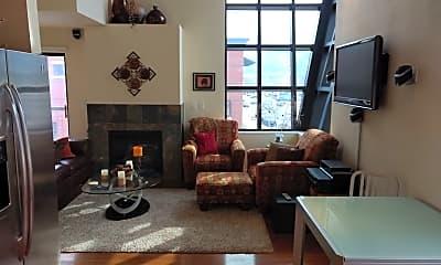 Living Room, 4580 Broadway, 1