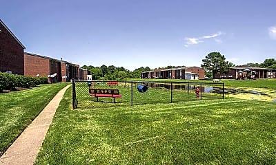 Playground, Heather Lake, 2