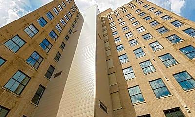 Building, Des Moines Building, 1