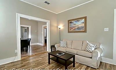 Living Room, 1212 E 38th St, 1
