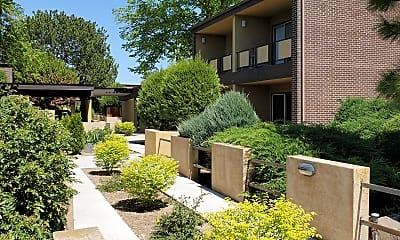Building, Parkwood Apartments, 0