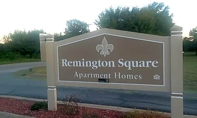 Remington Square Apartments, 1