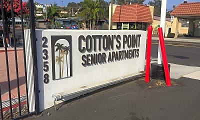 Cotton's Point Senior Apartments, 1