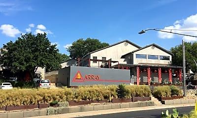 Array Apartments, 1