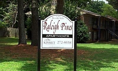 Community Signage, 2783 Beverly Hill St, 0