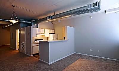 Living Room, Park Lofts, 2