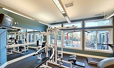 Fitness Weight Room, 3918 243rd Pl SE, 2