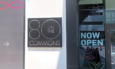 80 On The Commons, 1