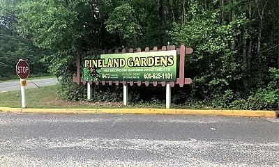 Pineland Gardens, 1