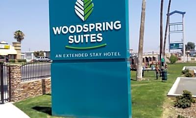 Wood Springs Suites Bakersfield, 1