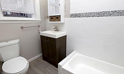 Bathroom, Pelham Court Apartments, 2