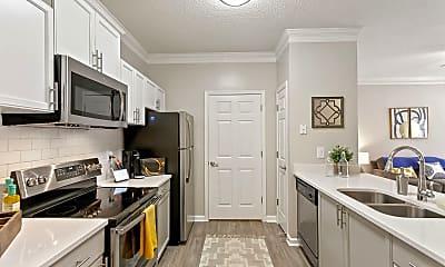 Kitchen, Decatur Highlands, 1