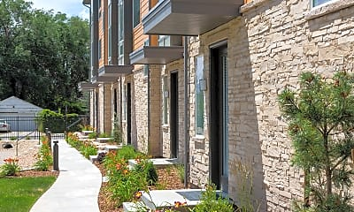 Majestic Townhomes, 1