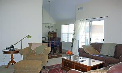 Living Room, 404 Villa Park Pass, 1