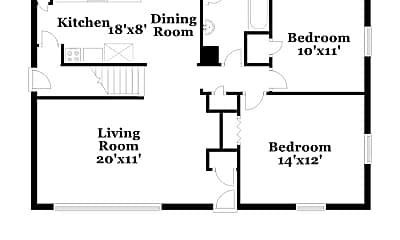 Building, 2392 Ashdale Dr, 2