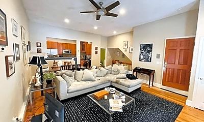 Living Room, 516 Shawmut Ave, 1