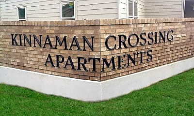 Community Signage, Kinnaman Crossing, 2