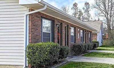 Building, East Ridge Village Apartments, 0