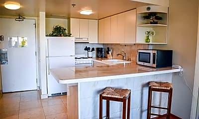 Kitchen, 1777 Ala Moana Blvd 401, 1