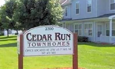 Cedar Run Townhomes, 1