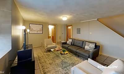 Living Room, 197 Summer St, 0