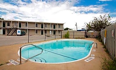 Pool, Northwind Apartments, 1