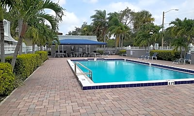 Pool, 1002 Vision Terrace, 1