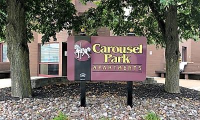 Carousel Park Apartments, 1