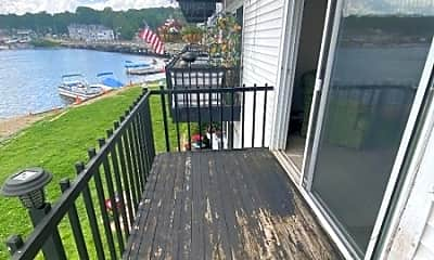 Patio / Deck, 469 River Styx Rd 18, 2