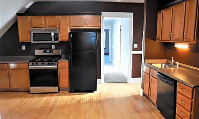 Kitchen, 6326 W Cuyler Ave, 1