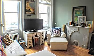 Living Room, 739 N 17th St 1ST, 0