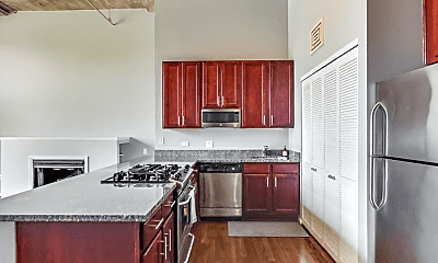 Kitchen, 1727 S Indiana Ave, 1
