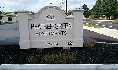 Heather Green North Apartments, 1