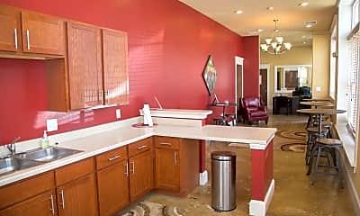 Recreation Area, Mason Estates Apartments, 2