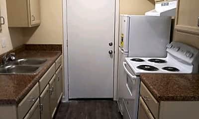Kitchen, Whispering Pines, 2